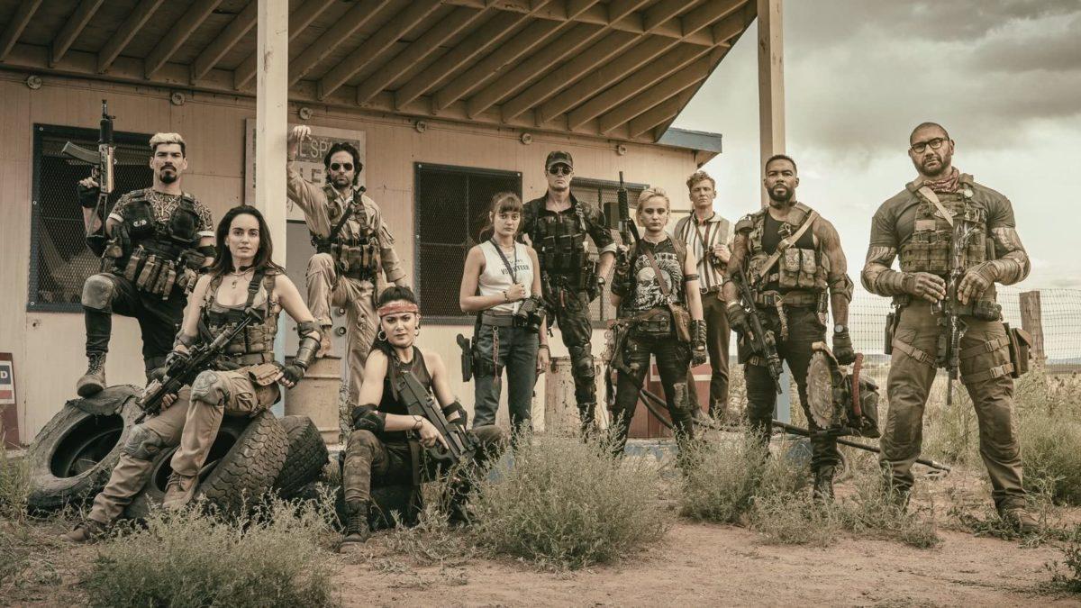 Army of the Dead pode virar um dos filmes mais vistos da Netflix