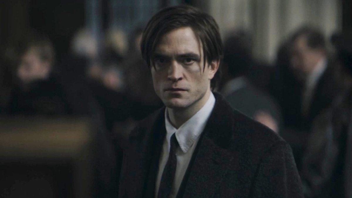 Robert Pattinson em Batman