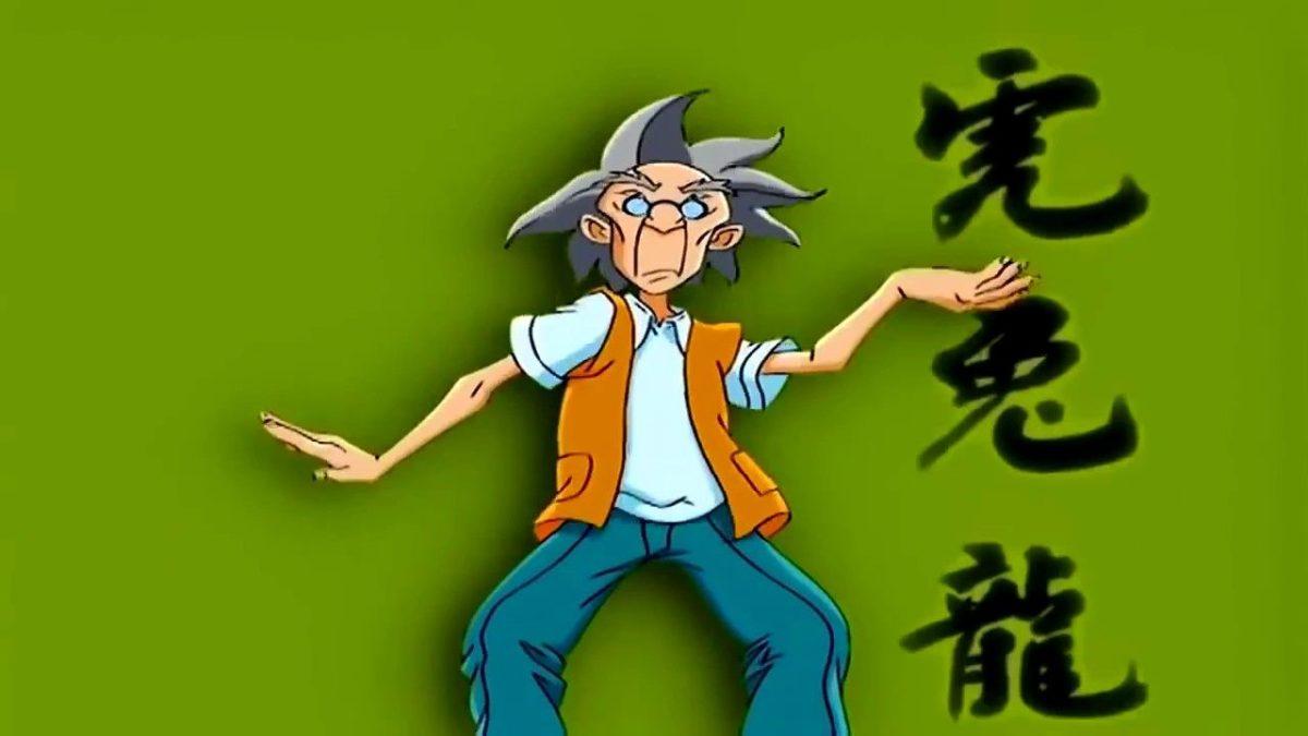 Jackie Chan Adventures - Tio