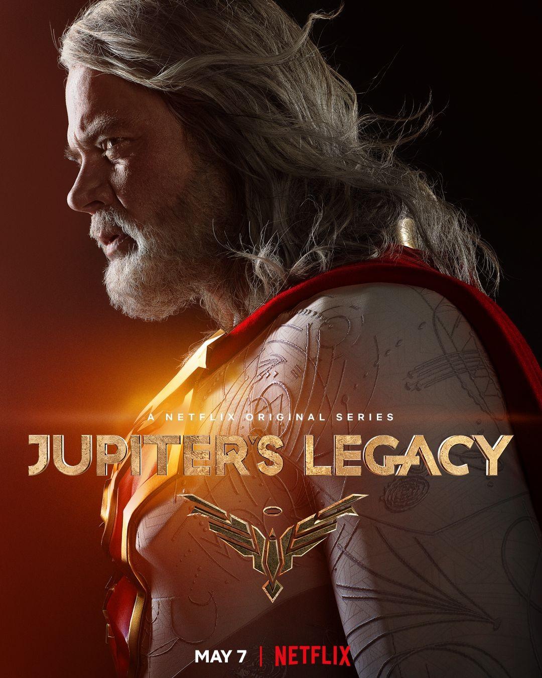 O Legado de Júpiter - Netflix