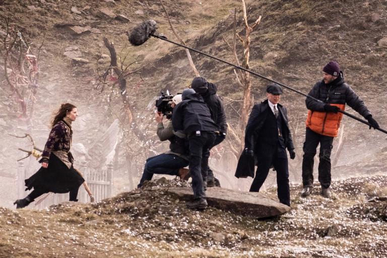 Peaky Blinders - filmagens