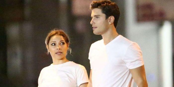 The Flash namorado atriz