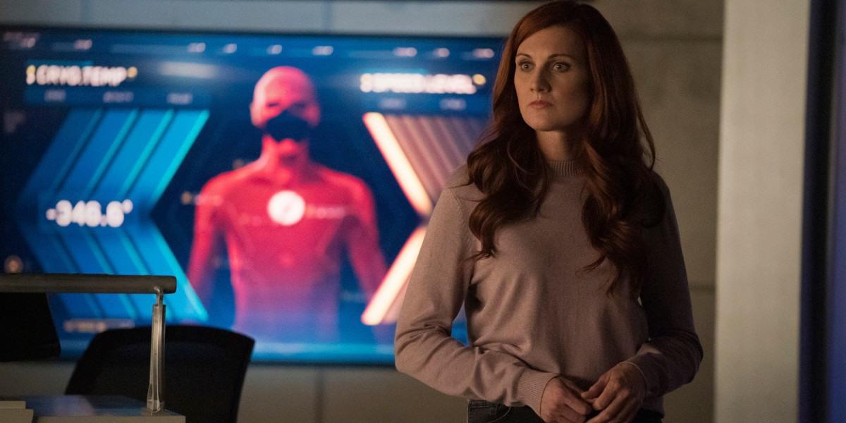 Força de Aceleração em The Flash