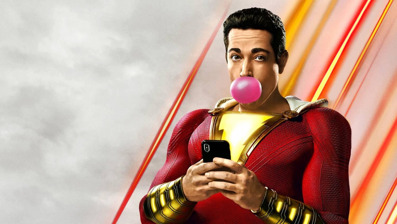 Shazam! 2 revela 1ªimagem com todos heróis do filme da DC; veja