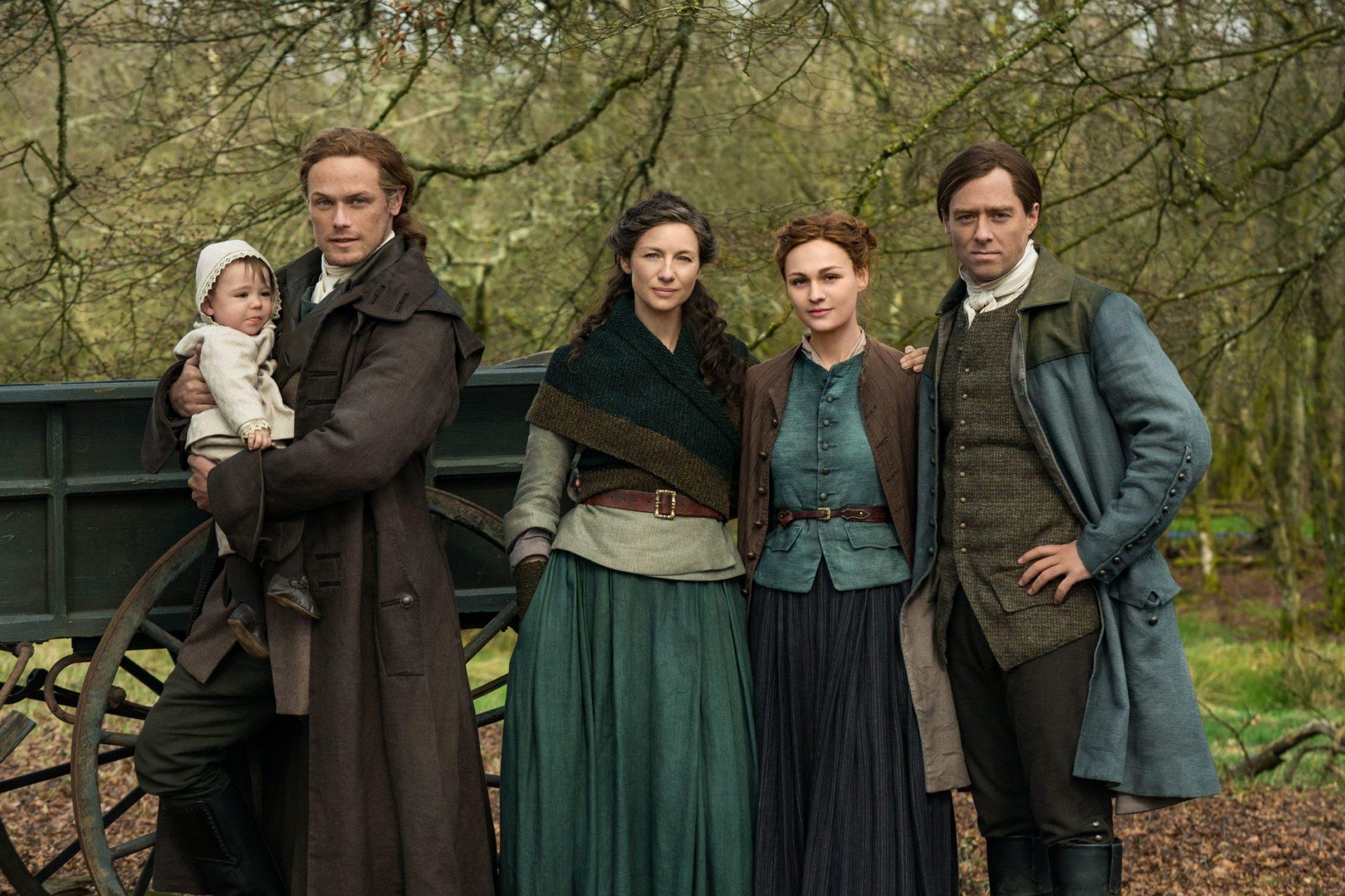Um amado personagem está voltando para Outlander