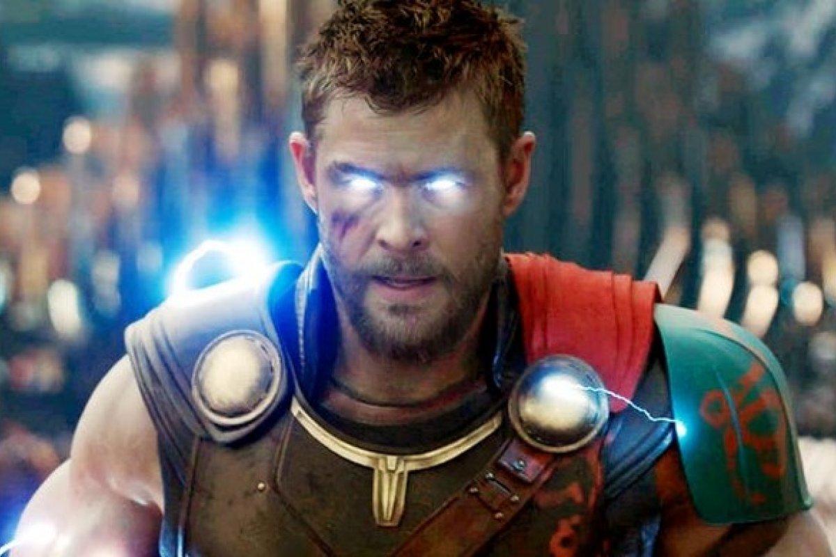 Chris Hemsworth, o Thor,  recusa grande filme, mas salva a própria carreira