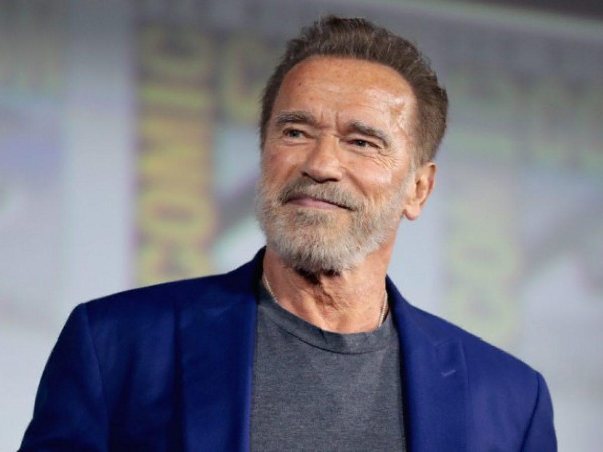 Vídeo e fotos antigas: Filhos celebram aniversário de Schwarzenegger