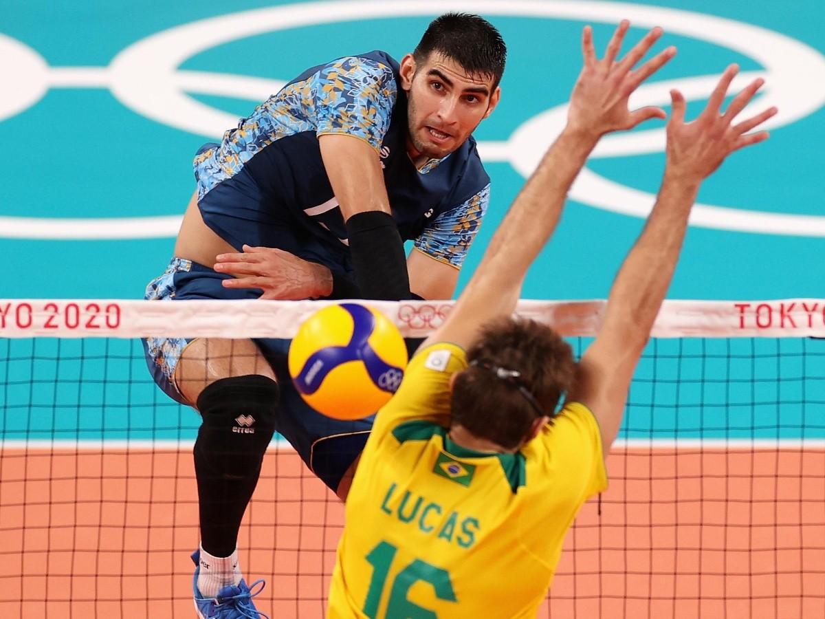 Brasil x França: Onde assistir jogo de vôlei masculino neste sábado