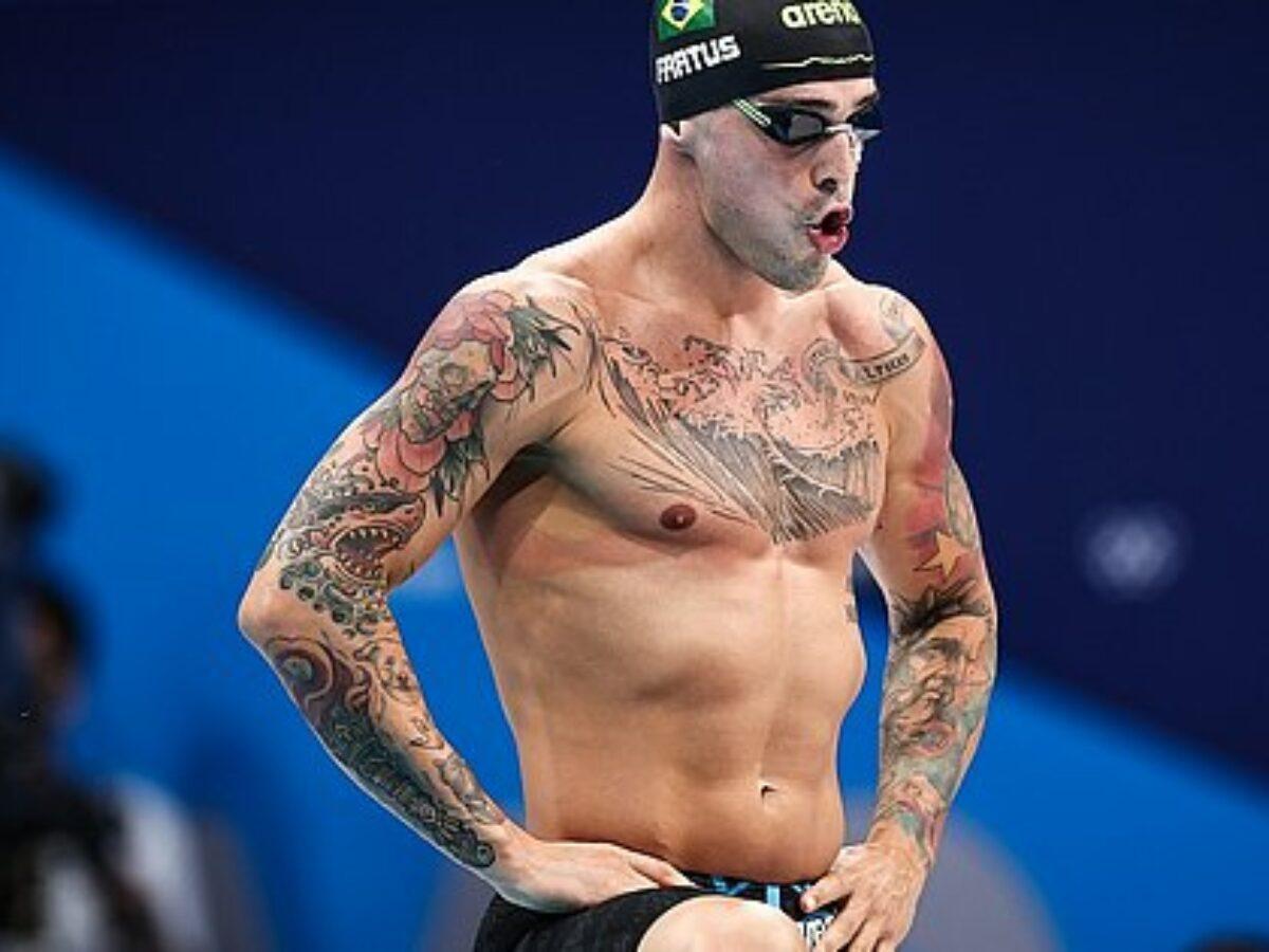 Bruno Fratus em final nas Olimpíadas: Onde assistir a prova de natação