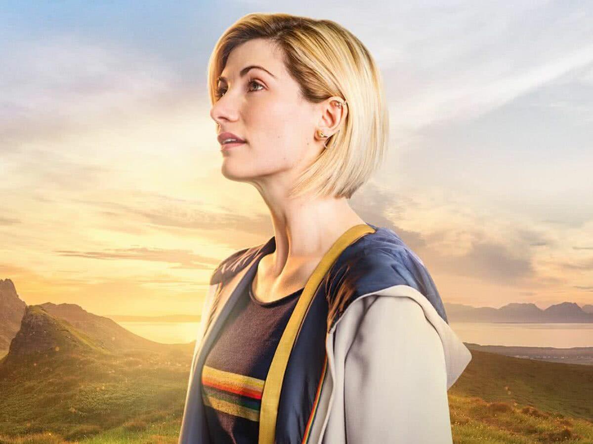 Jodie Whittaker está deixando Doctor Who