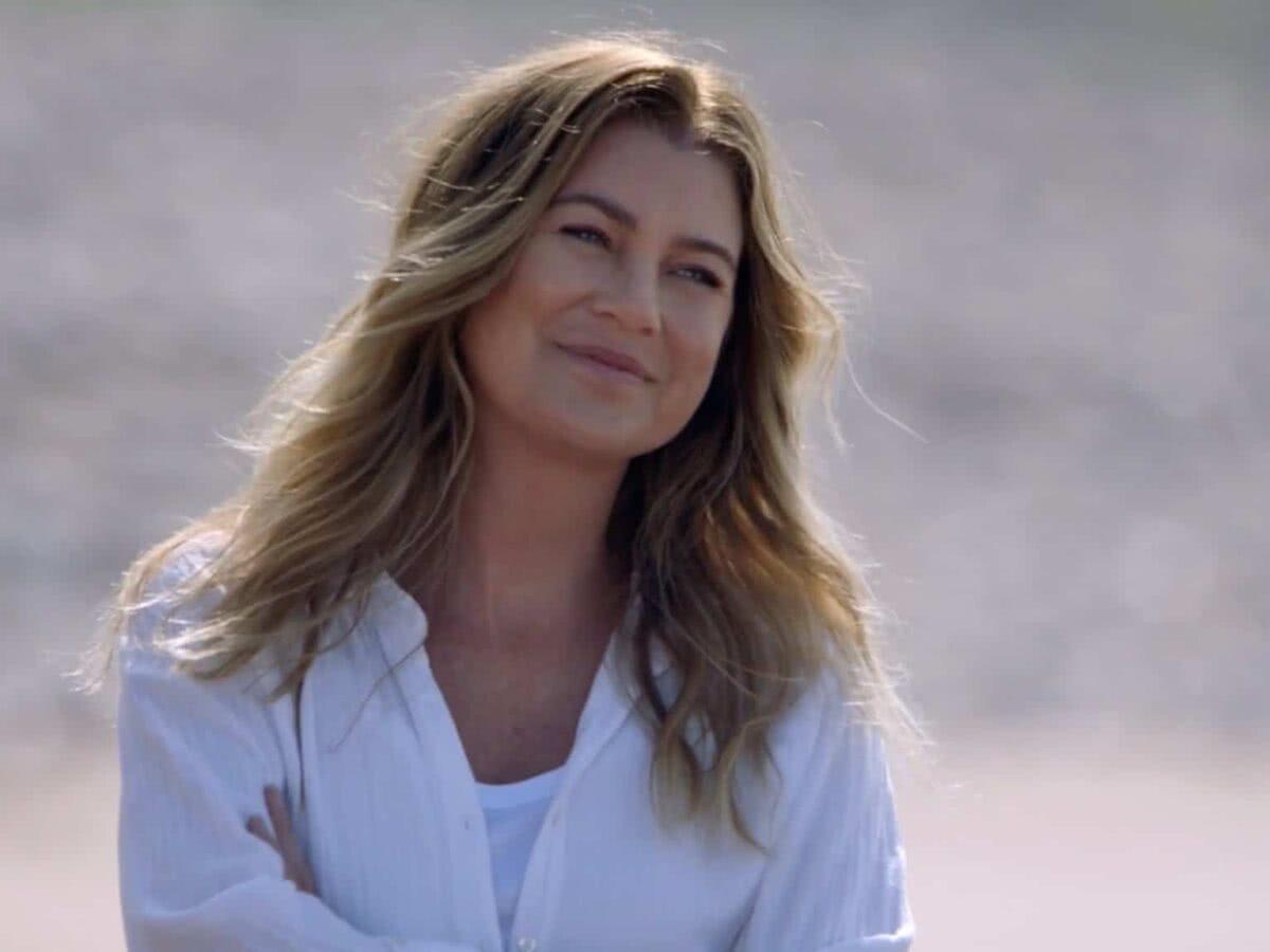 Ellen Pompeo, a Meredith, admite brigas com colegas de Grey's Anatomy