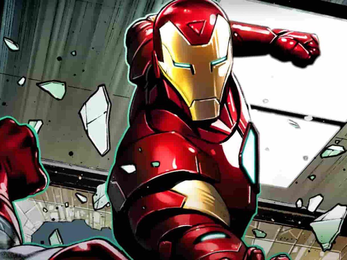 Traje de herói da Marvel supera armadura do Homem de Ferro