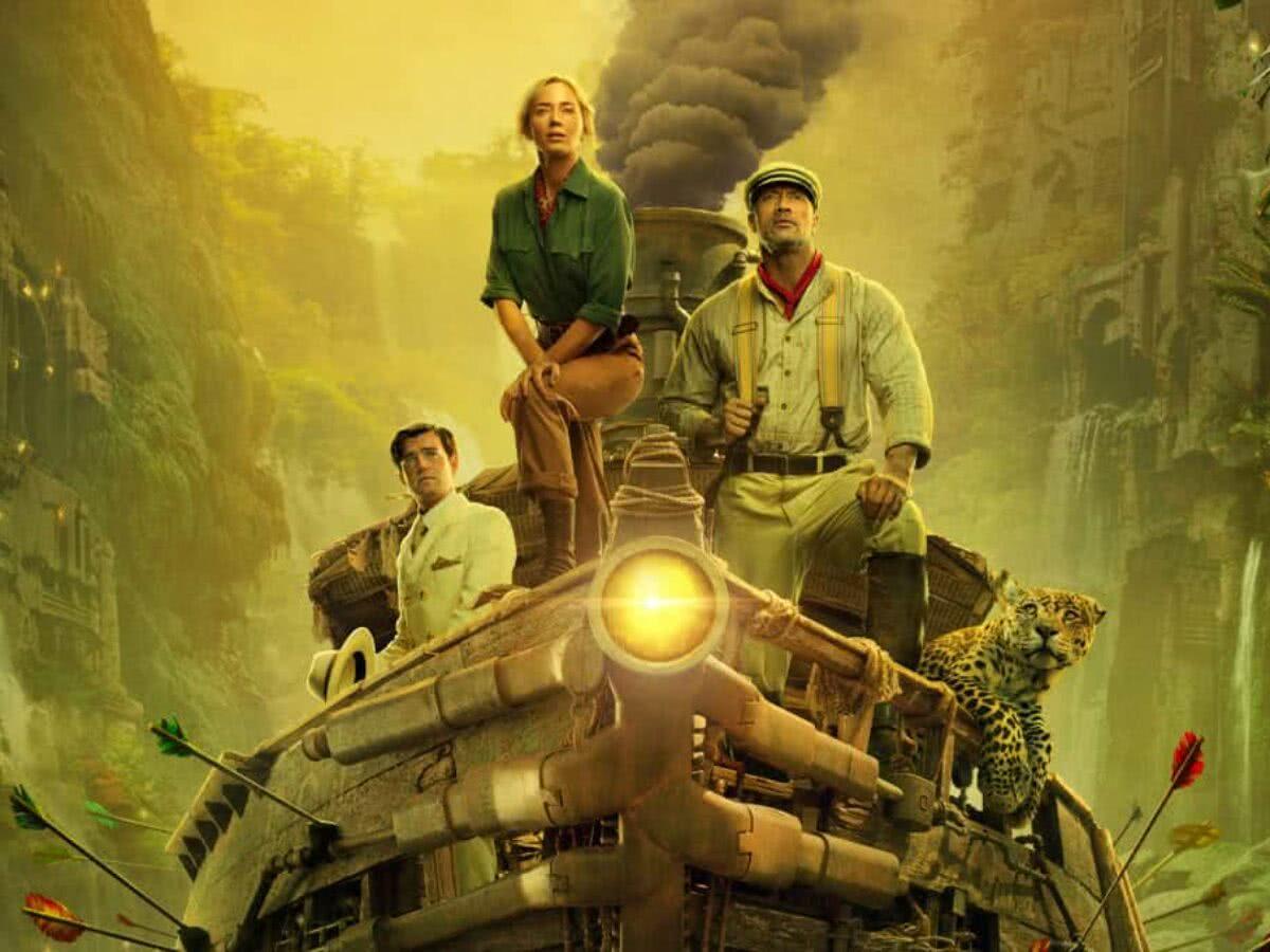 Jungle Cruise: Nota do Rotten Tomatoes é revelada