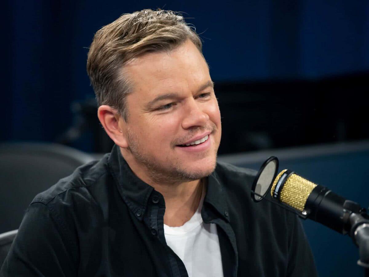 Matt Damon confirma papel em Thor 4