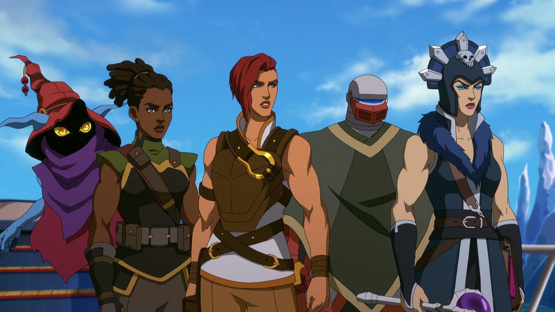 Com He-Man, série de Mestres do Universo chega à Netflix
