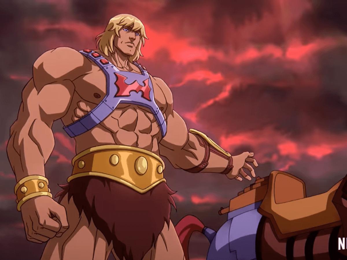 O que acontece com He-Man no final de Mestres do Universo