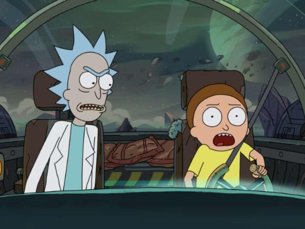 Rick and Morty: Fãs acham que personagem é filho perdido de Jerry