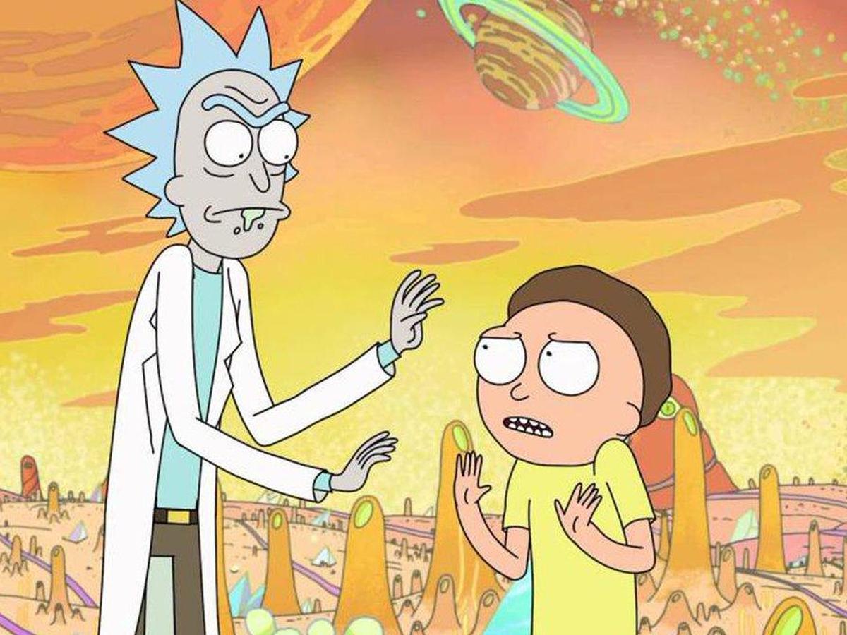 Rick and Morty revela quem é o neto favorito de Rick