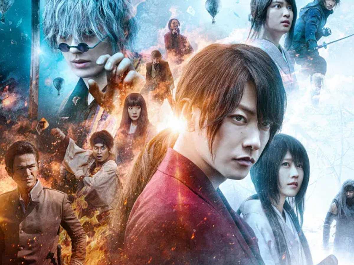 Novo filme da Netflix vai contar a origem do Samurai X