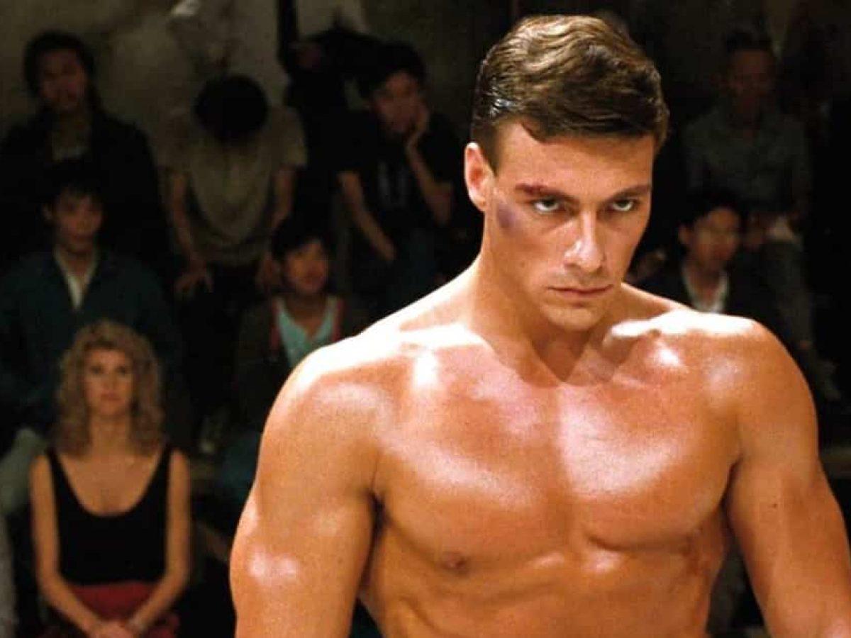 Van Damme perseguiu astro por uma noite para lutar com ele
