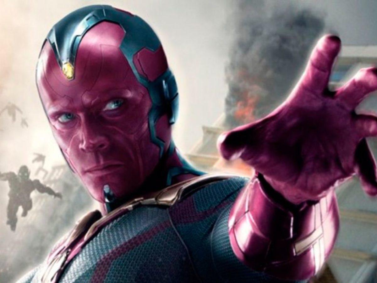 Vilão assume o corpo do Visão em cartaz da Marvel