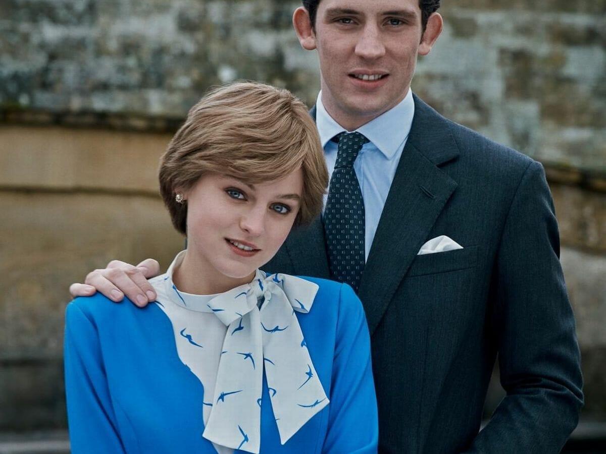 The Crown escolhe ator para viver trágico namorado de Diana