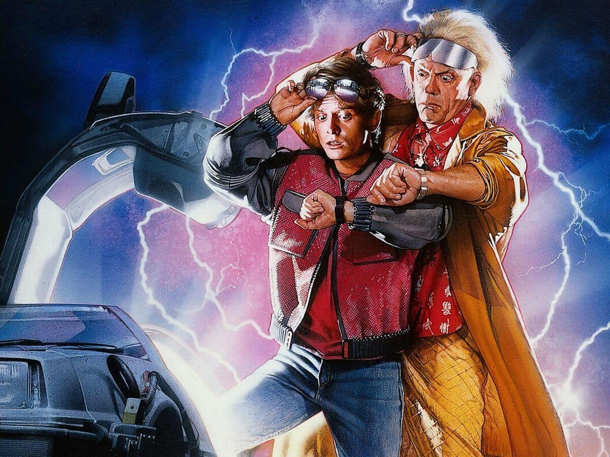 Marty e Doc retornam no trailer do musical de De Volta para o Futuro