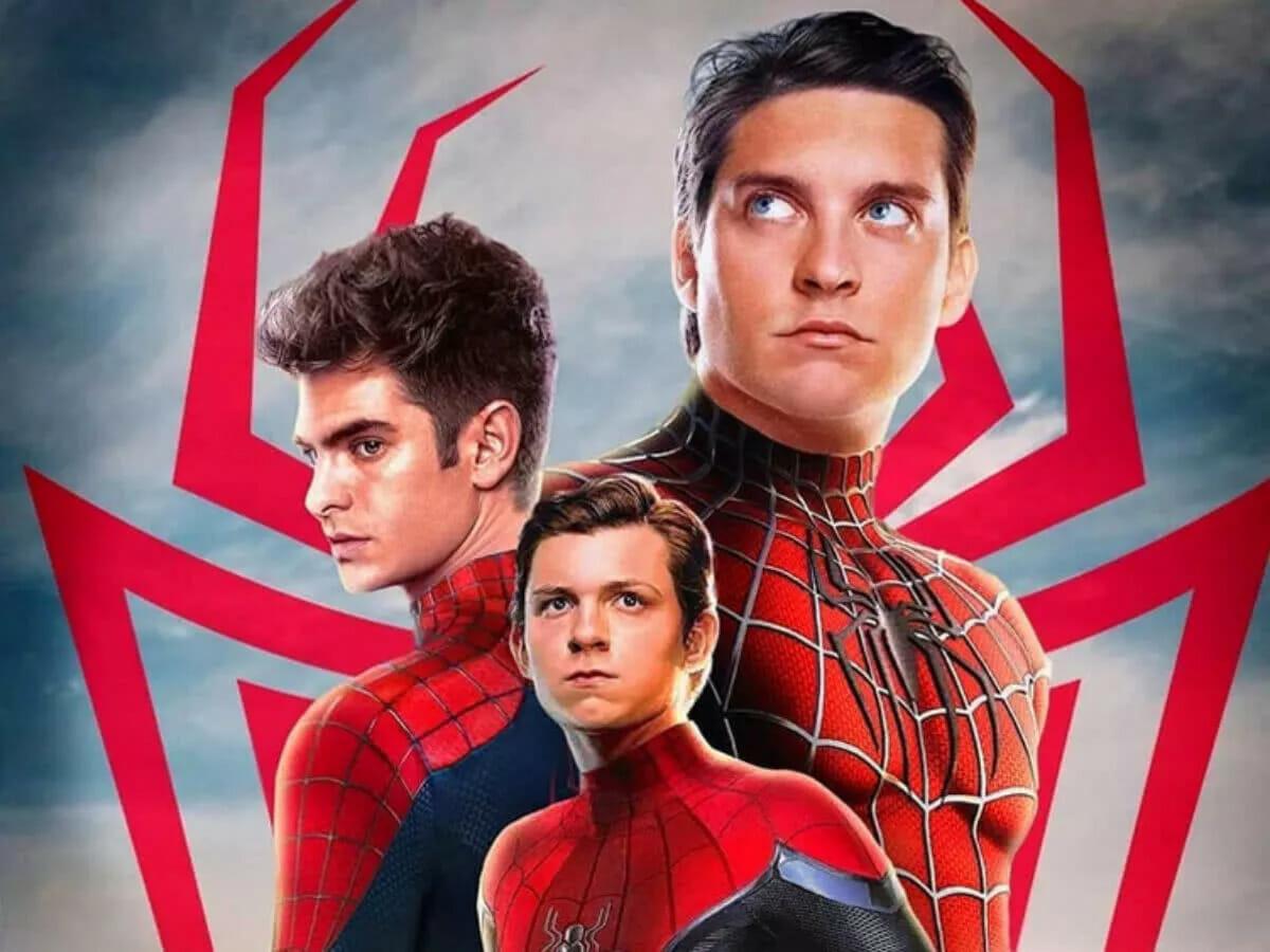 Novo trailer de Homem-Aranha 3 pode ter Tobey Maguire e Andrew Garfield