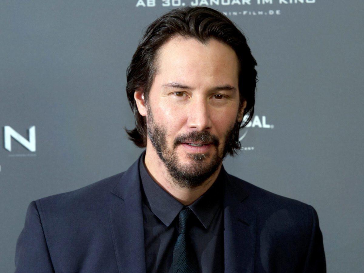 Keanu Reeves fala qual foi o melhor filme de sua carreira