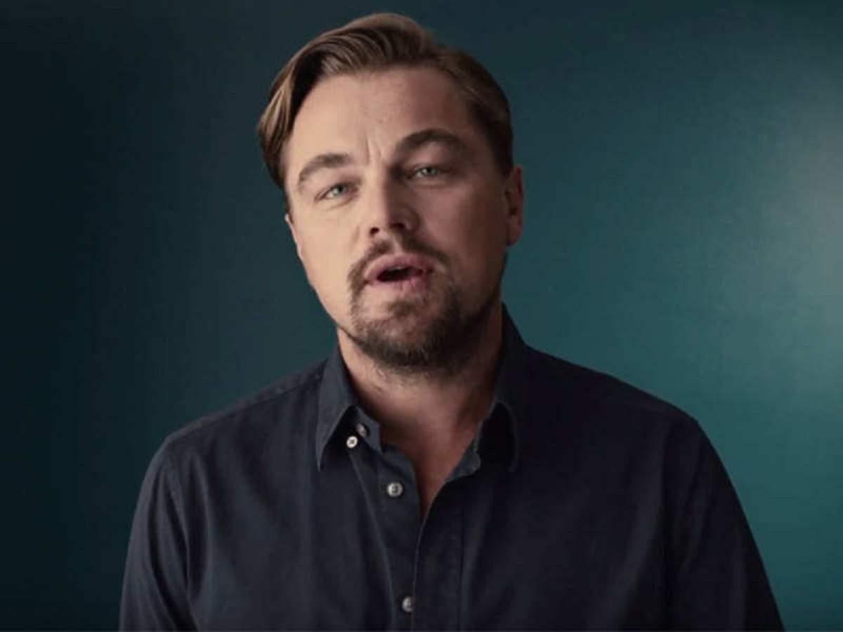 Leonardo DiCaprio entra em pânico em teaser de filme da Netflix