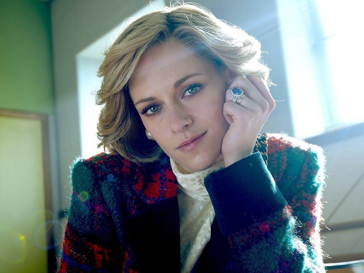 Kristen Stewart revela ter aceito papel de Diana sem nem ler o roteiro