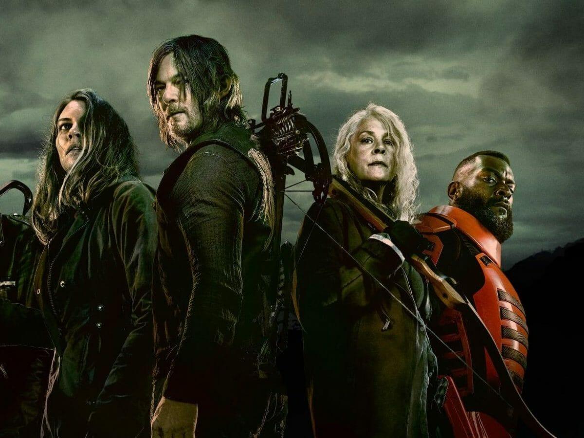 Personagem é lembrado e se torna o único a aparecer nas 3 séries de The Walking Dead