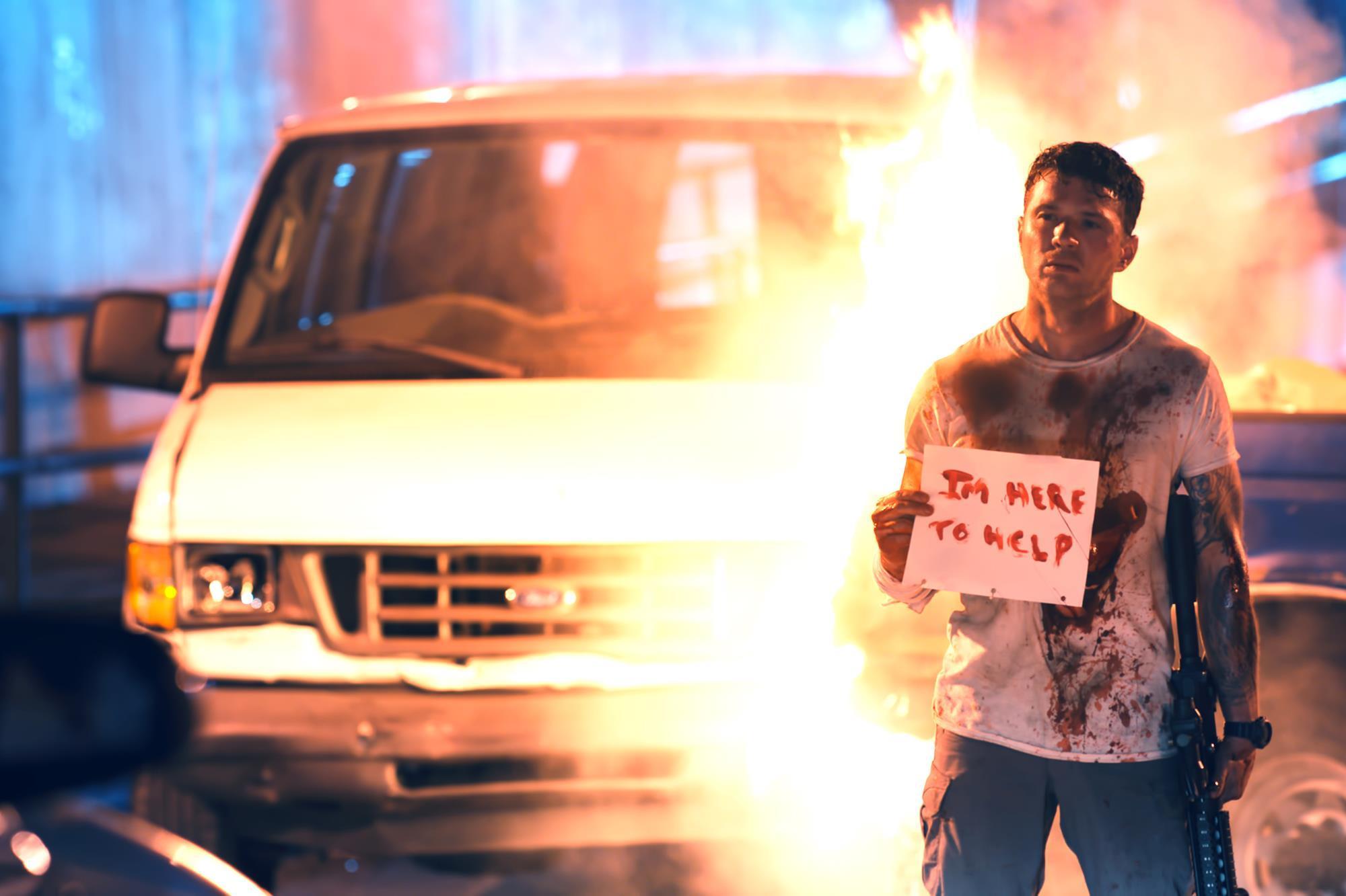 Violento filme de ação com galã dos anos 2000 chega na Netflix