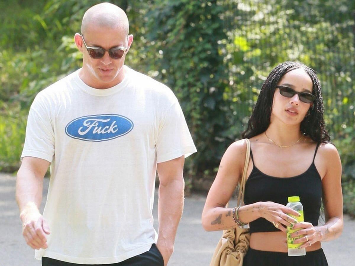 Channing Tatum parece confirmar namoro com atriz de The Batman