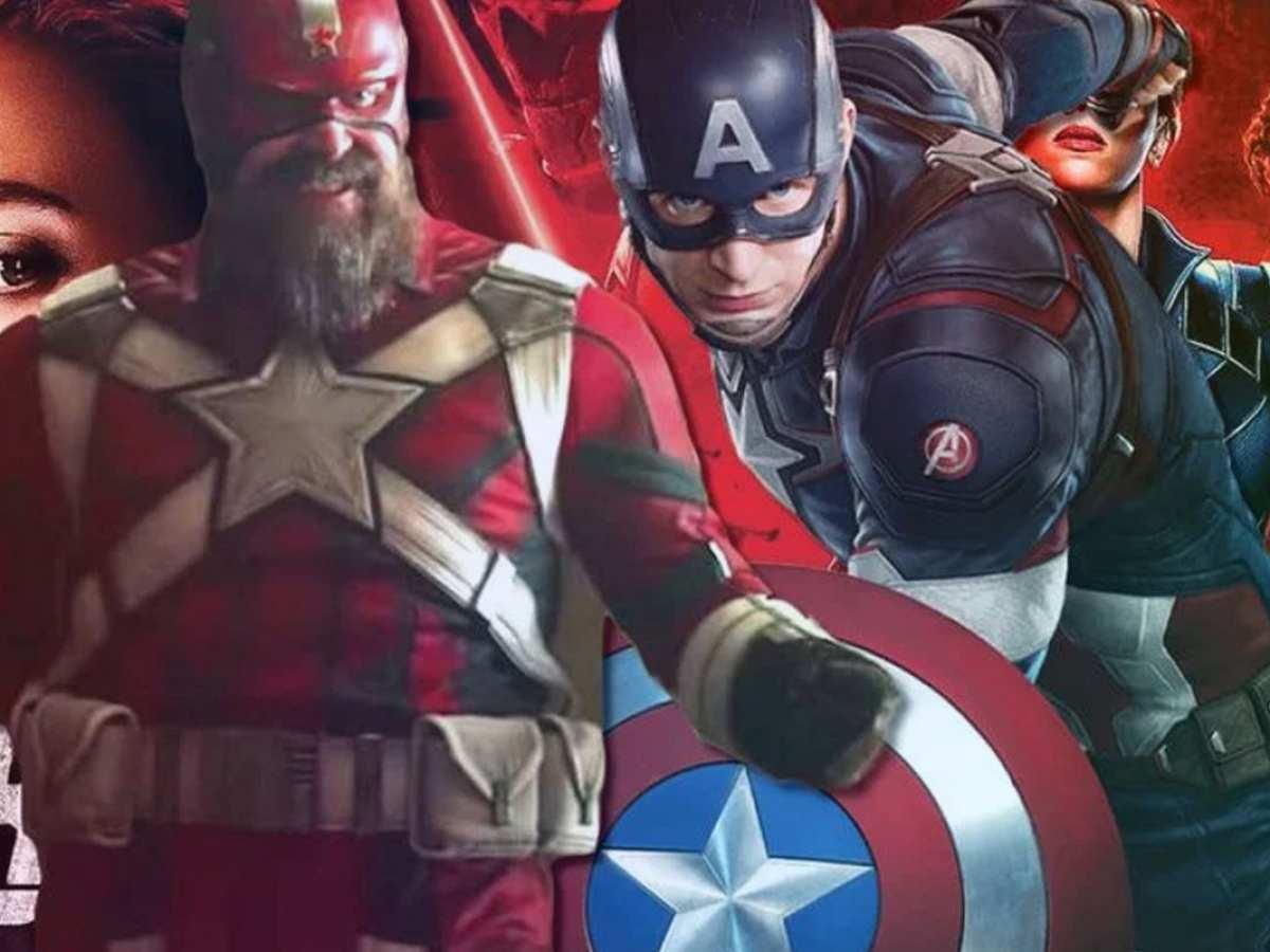 Luta do Capitão América e Guardião Vermelho termina de forma brutal
