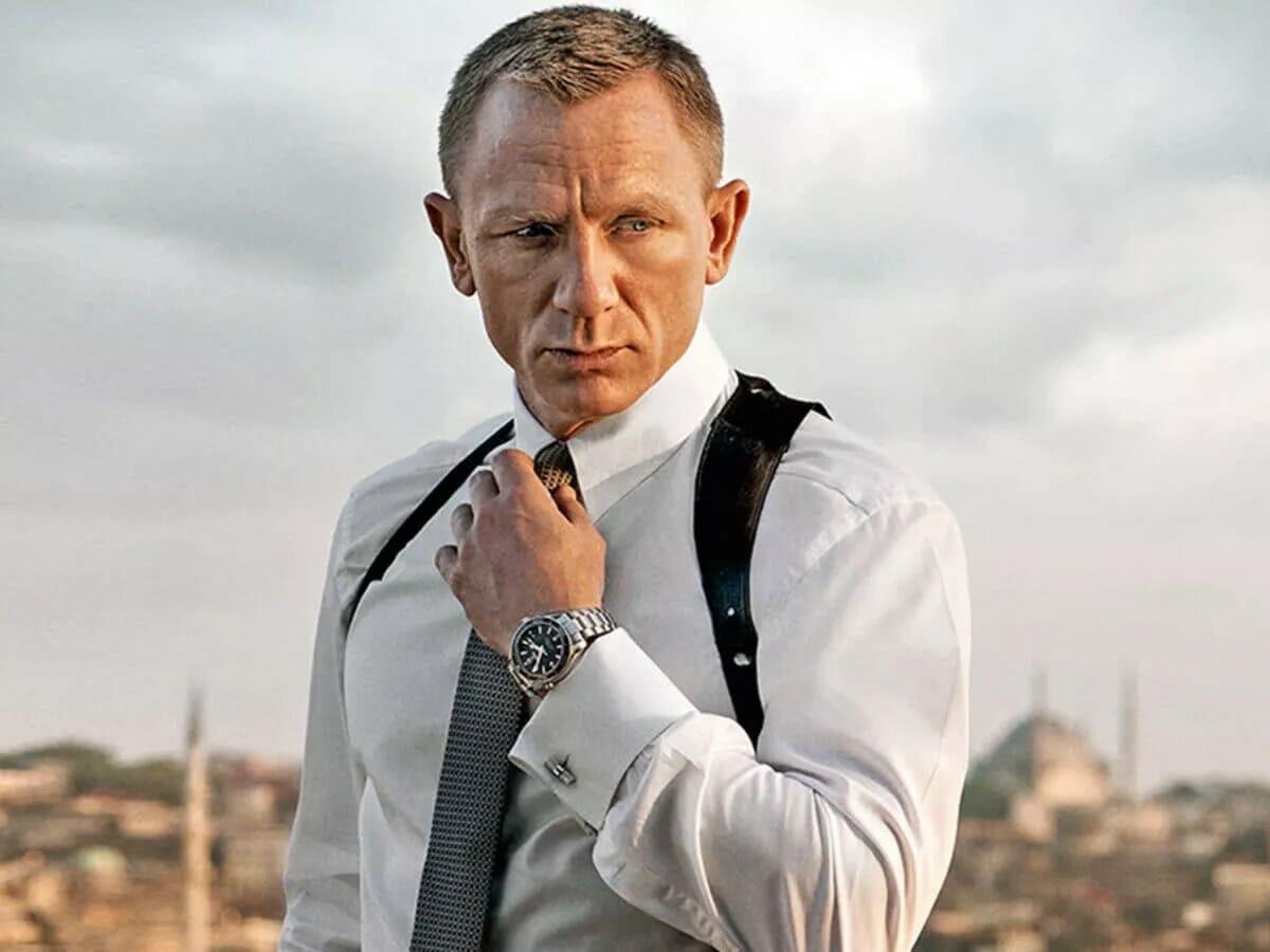 Daniel Craig se emociona ao despedir-se de 007 em vídeo