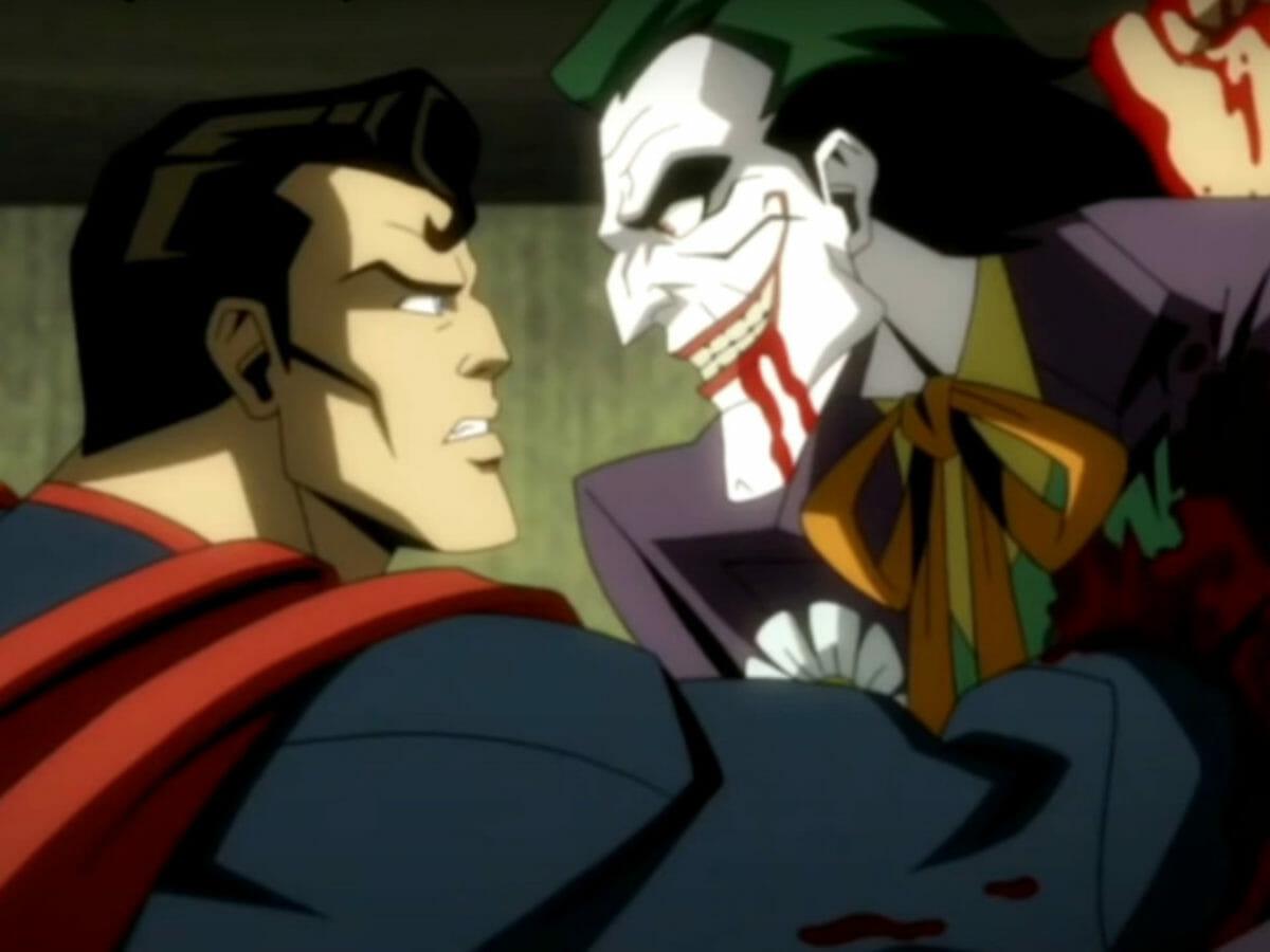 Injustice: Superman mata o Coringa em trailer violento