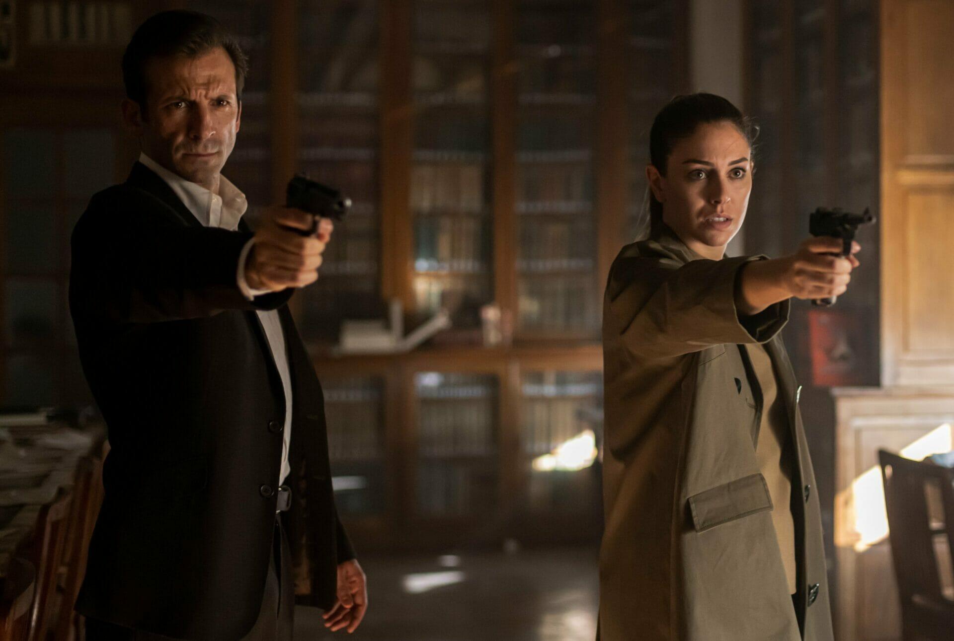 Crítica: Jaguar – 1ª Temporada