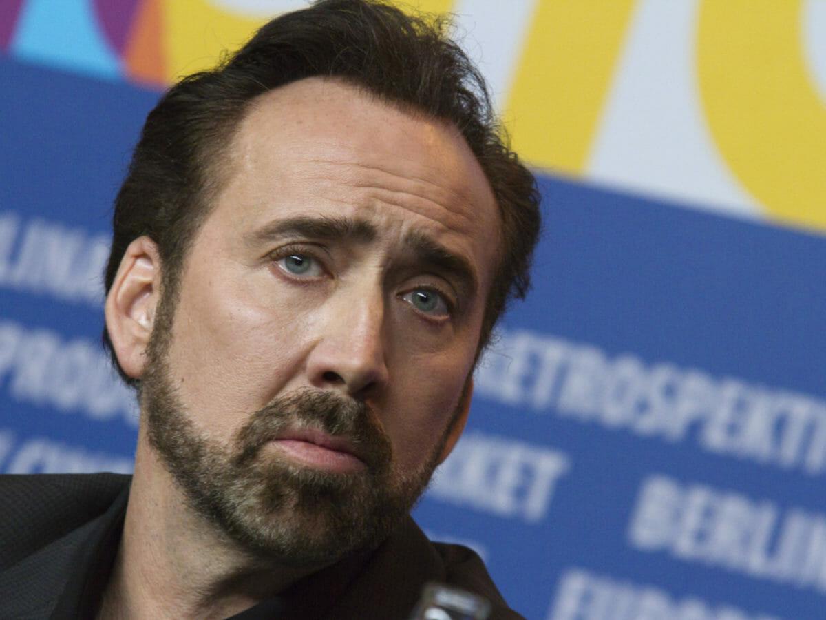 Nicolas Cage diz quando pretende se aposentar