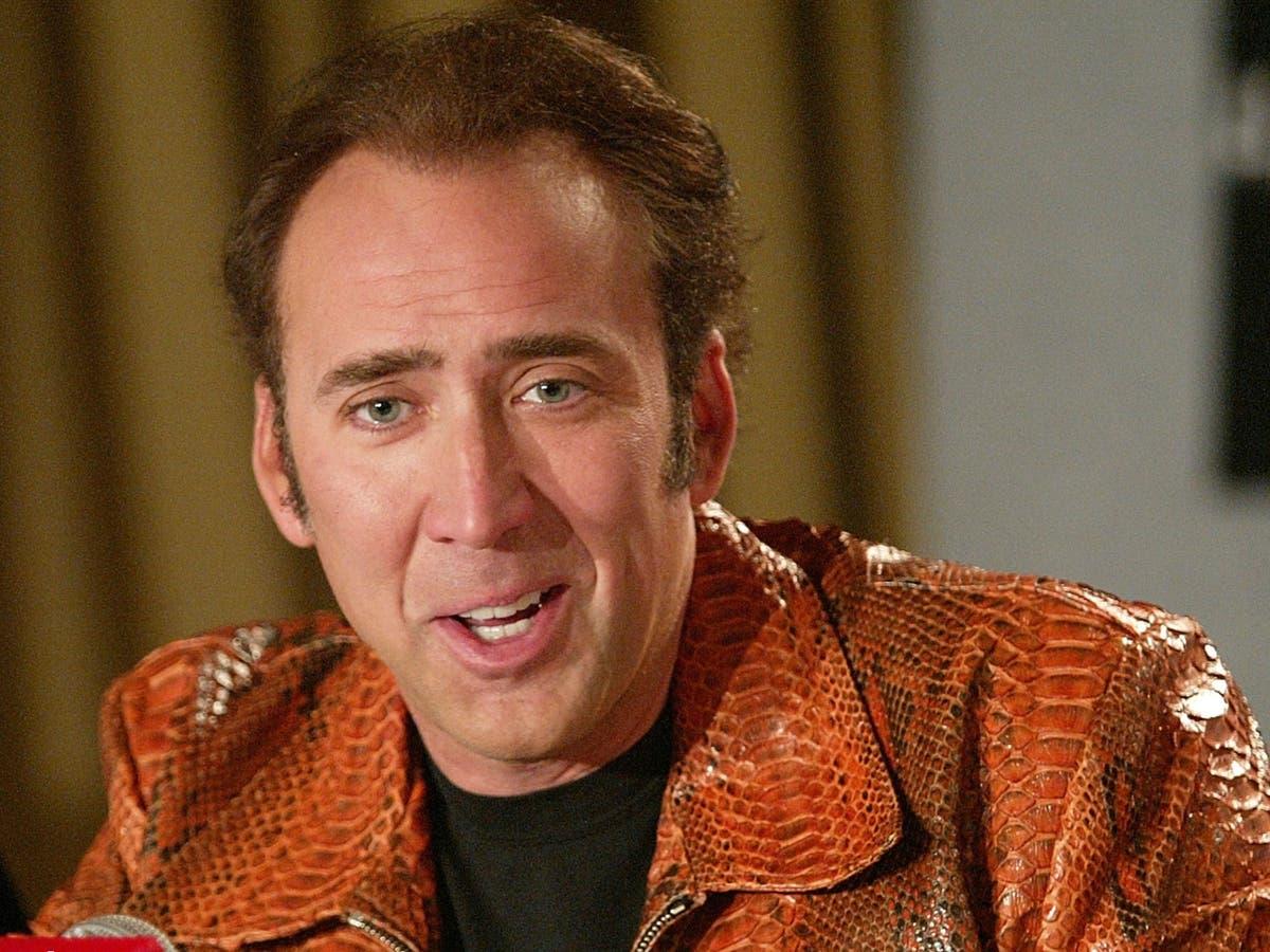 Nicolas Cage se recusa a assistir seu novo filme