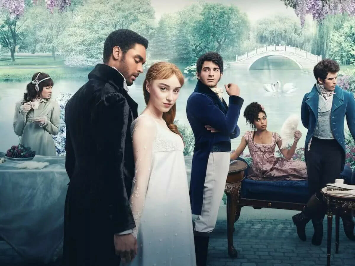 Bridgerton apresenta família Sharma em fotos da 2ª temporada