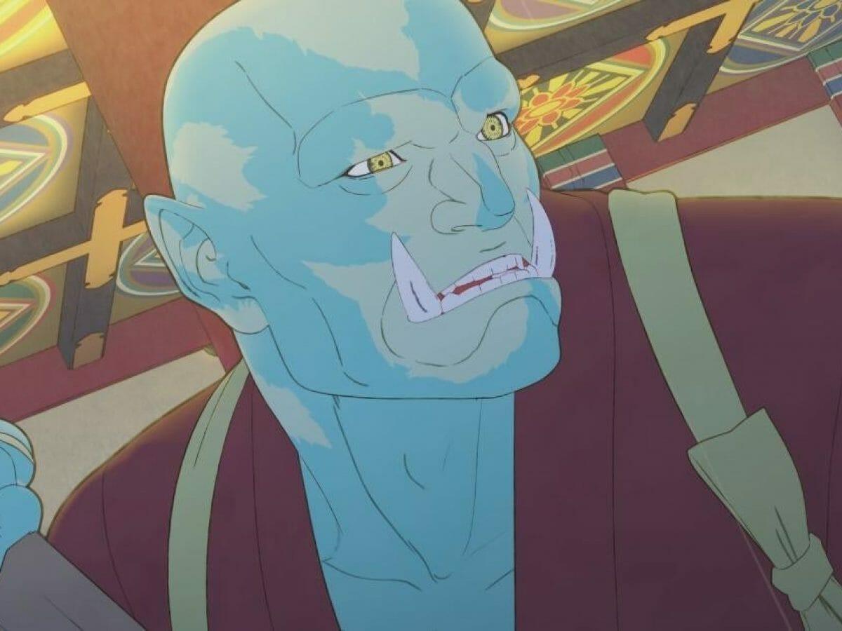 Ator de Kate é revelado como vilão em filme de anime de Bright