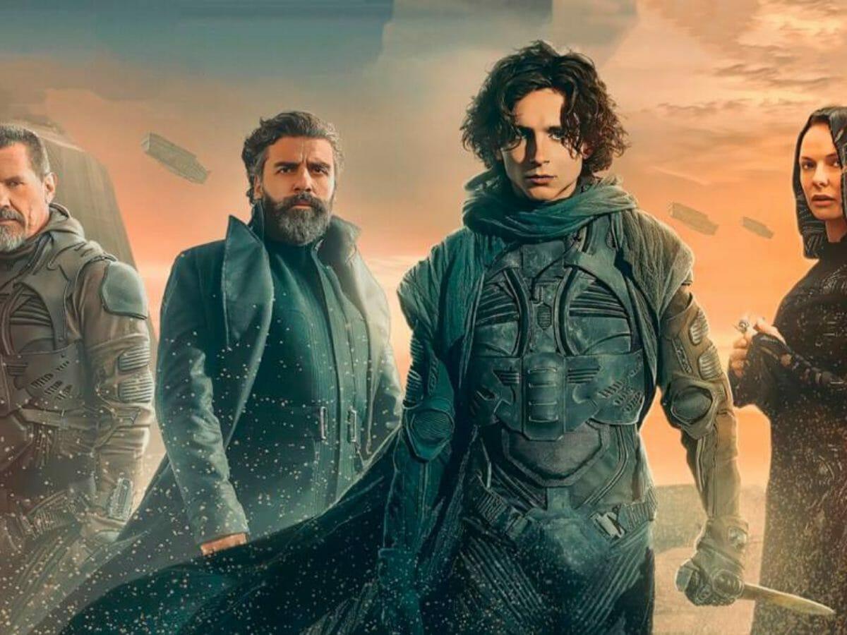 Duna supera filmes da Marvel em bilheteria internacional