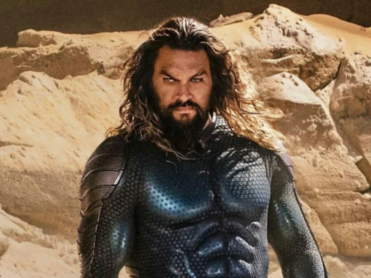 Jason Momoa sofre acidente em Aquaman 2 e vai precisar de cirurgia
