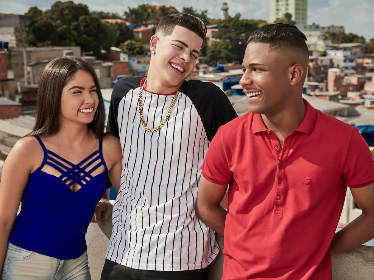 Sintonia ganha pôsteres e data de retorno na Netflix