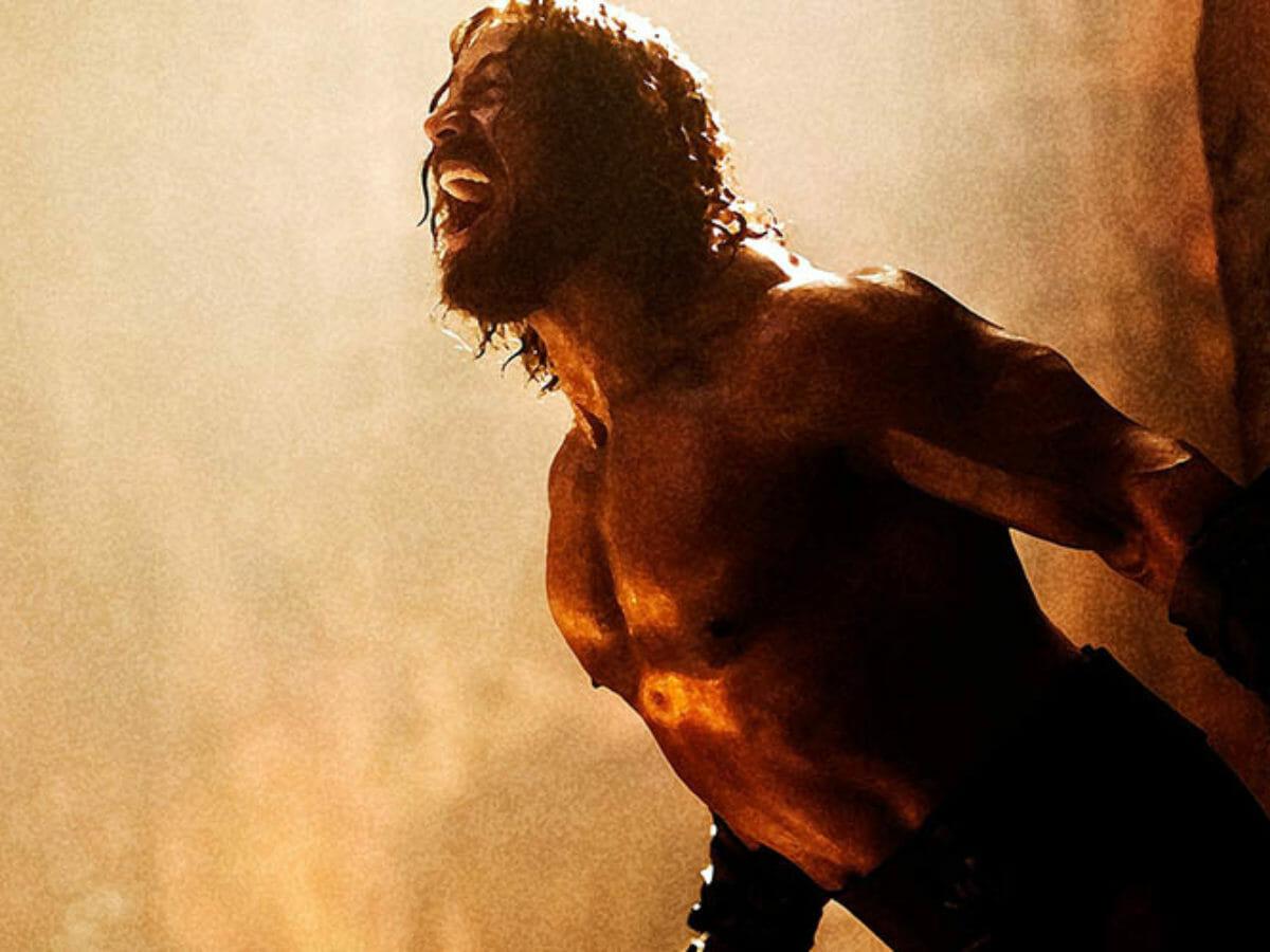 The Rock desmaia 8 vezes em gravações de filme
