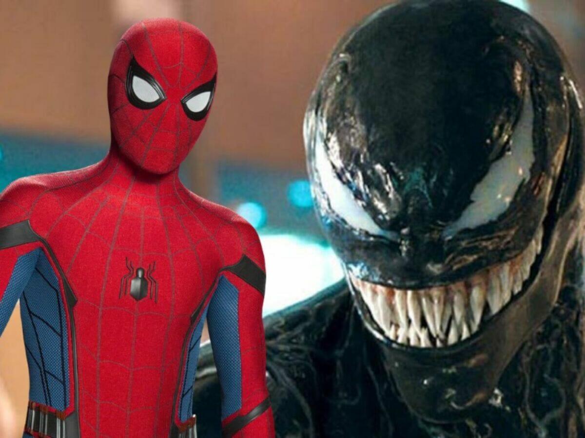 Astro comenta crossover de Venom com Homem-Aranha