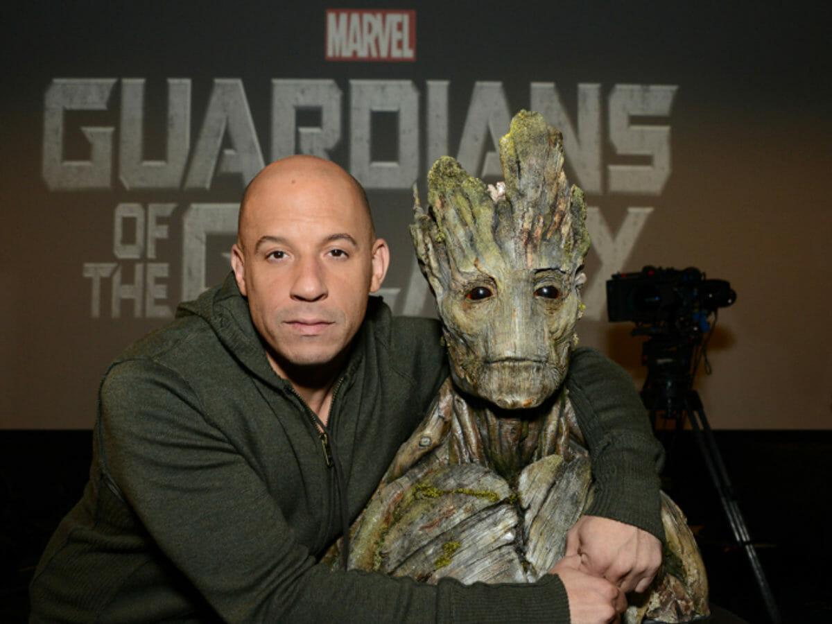 Vin Diesel ganha valor inacreditável por papel na Marvel