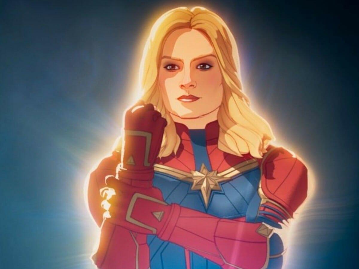 What If? rebate trolls da Capitã Marvel