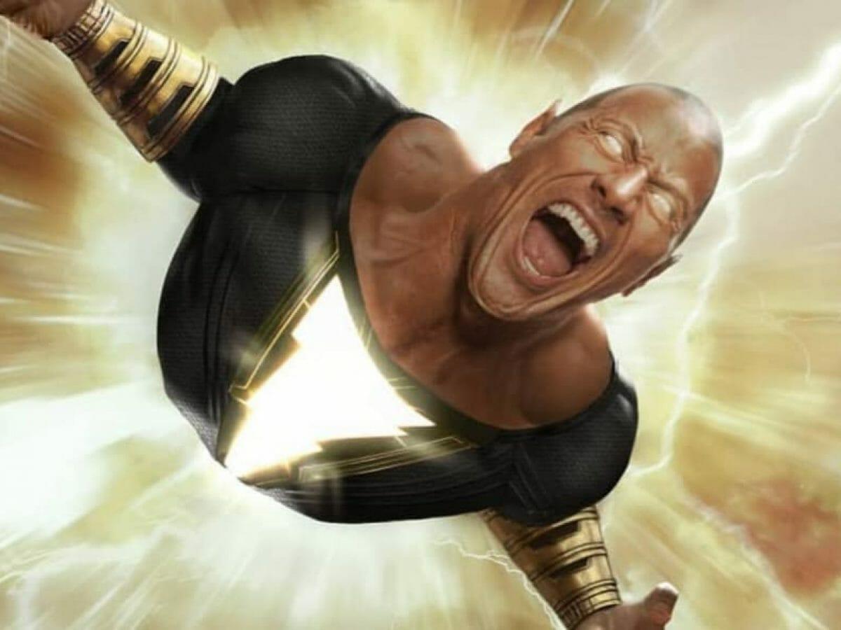 The Rock revela como o Adão Negro pode vencer o Superman